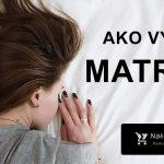Ako vybrať matrac? → 14x AKO ✔️+TOP 2021 matrace