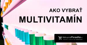 Ako vybrať multivitamín