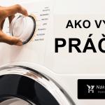 Ako vybrať práčku? Nákupna poradňa radí + najlepšie práčky 2019