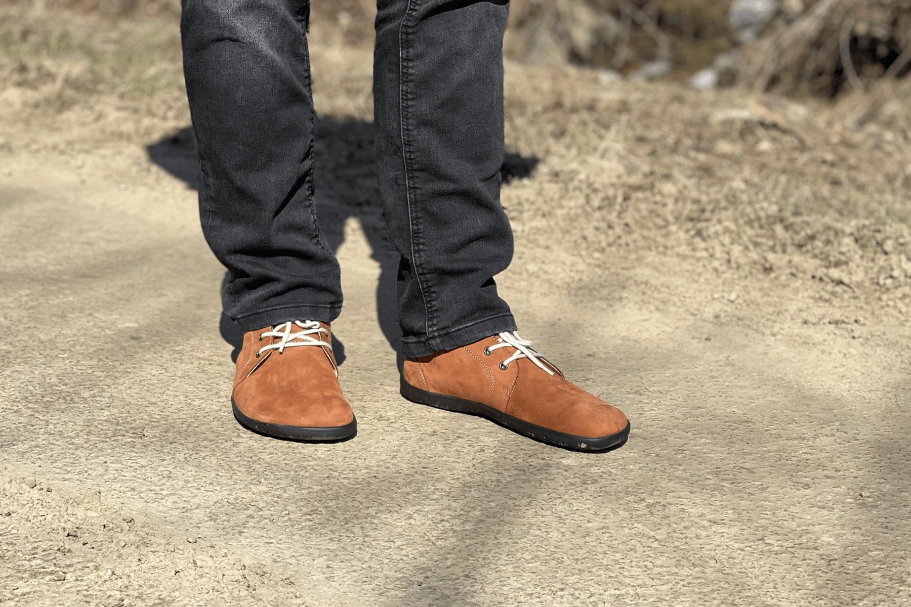 Barefoot Be Lenka Icon skúsenosti