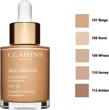 Clarins Skin Illusion Natural Hydrating