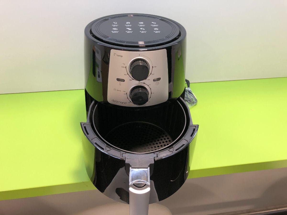 Delimano teplovzdušná fritéza PRO