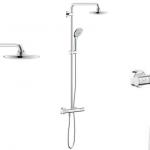 GROHE Euphoria 180 sprchový systém s termostatom – recenzia a skúsenosti