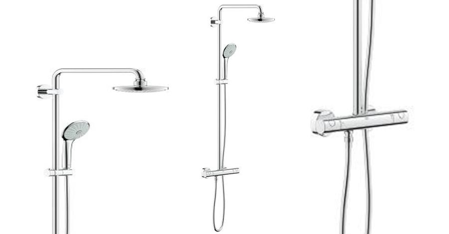 GROHE Euphoria 180 sprchový systém s termostatom – recenzia