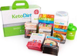 Ketónová dietá KetoDiet