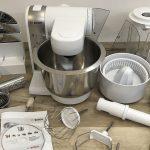 Bosch MUM4880 ✔️ Recenzia 2020 → TEST na kuchynský robot