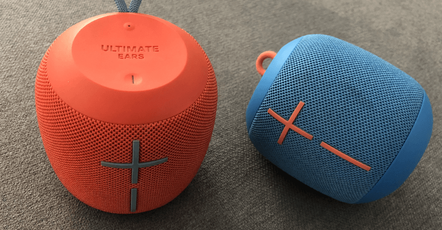 Logitech Ultimate Ears Wonderboom recenzia