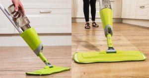 Mop Easy Quick Spray recenzia
