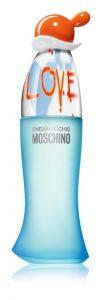 Moschino I Love Love parfumovaná voda pre ženy