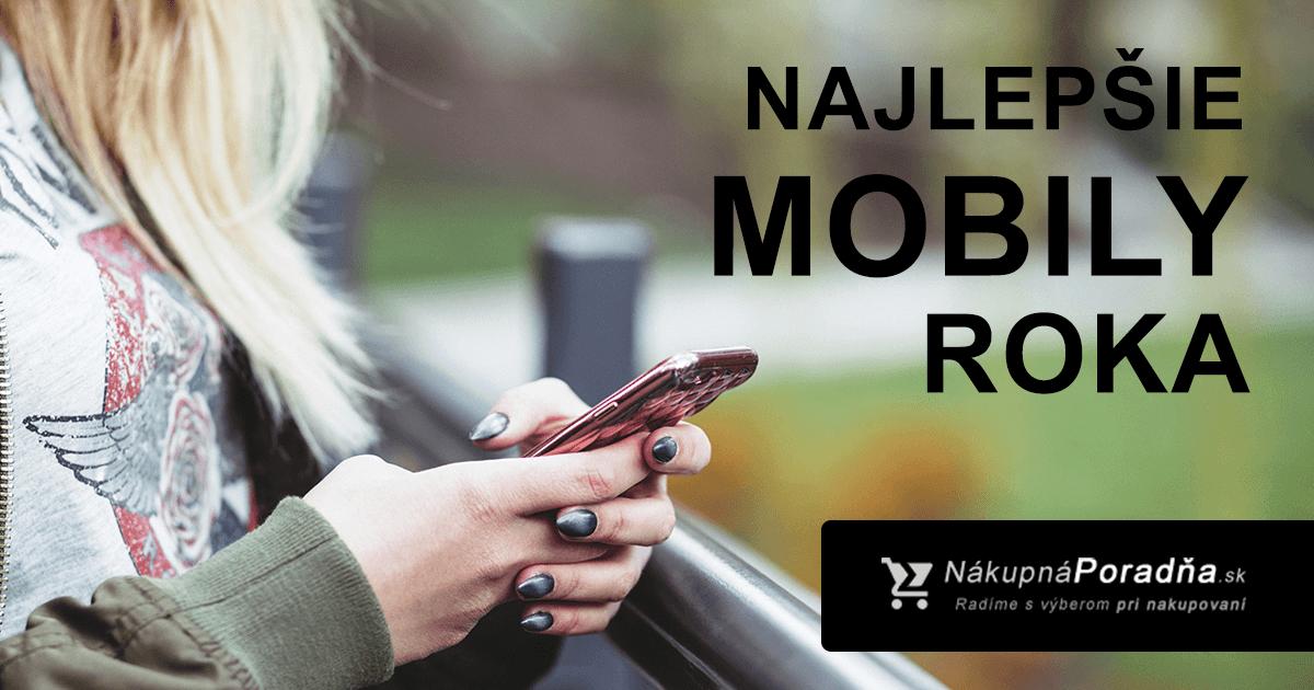 Najlepšie mobilné telefóny 2019 – Test TOP 15 mobilov roka