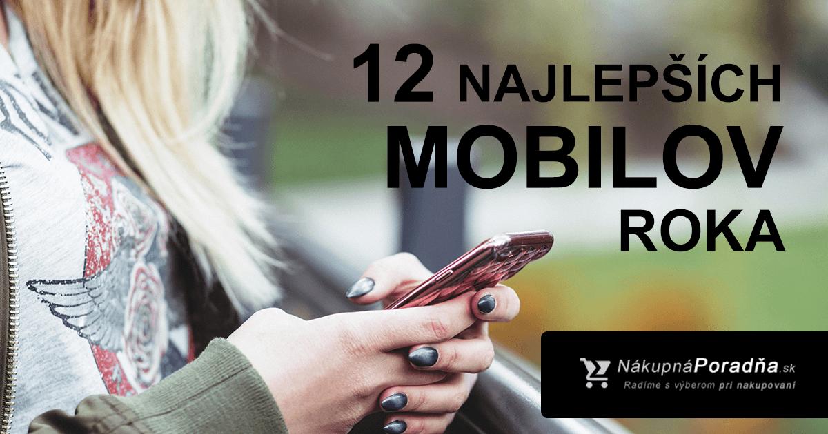 Najlepšie mobilné telefóny