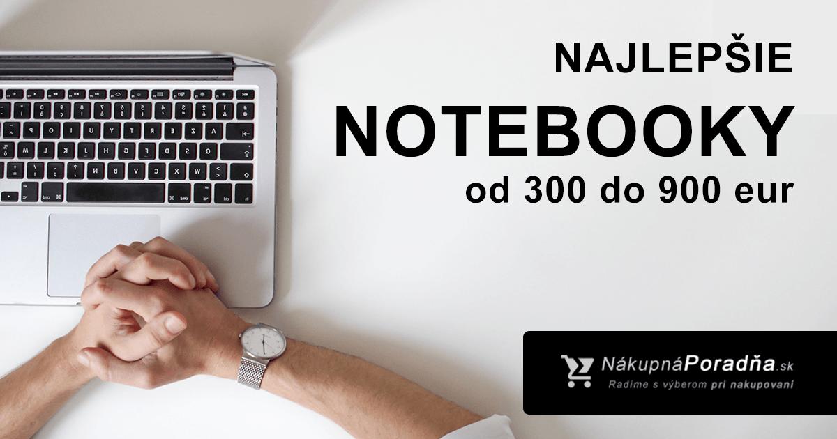 Najlepšie notebooky