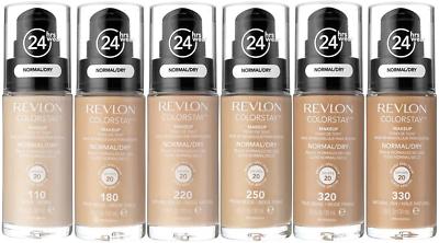 Revlon Colorstay Normal Dry Skin