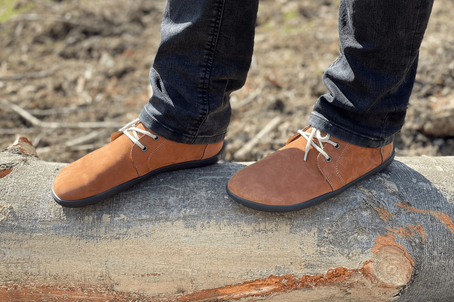 Test barefoot Be Lenka Icon