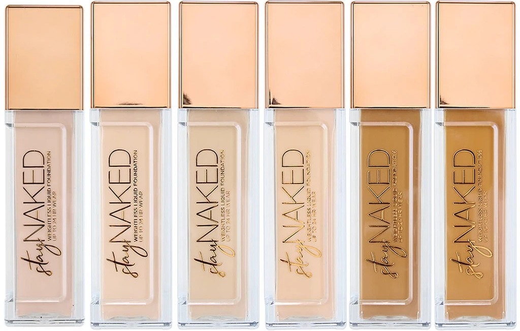 Urban Decay Stay Naked Weightless Liquid