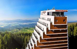 Vysoké Tatry, Štrbské Pleso -Hotel Panorama Resort
